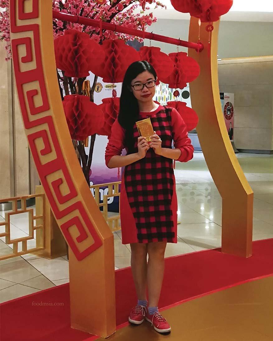 Win Gold Bars @ ARA Golden Prosperity CNY Campaign