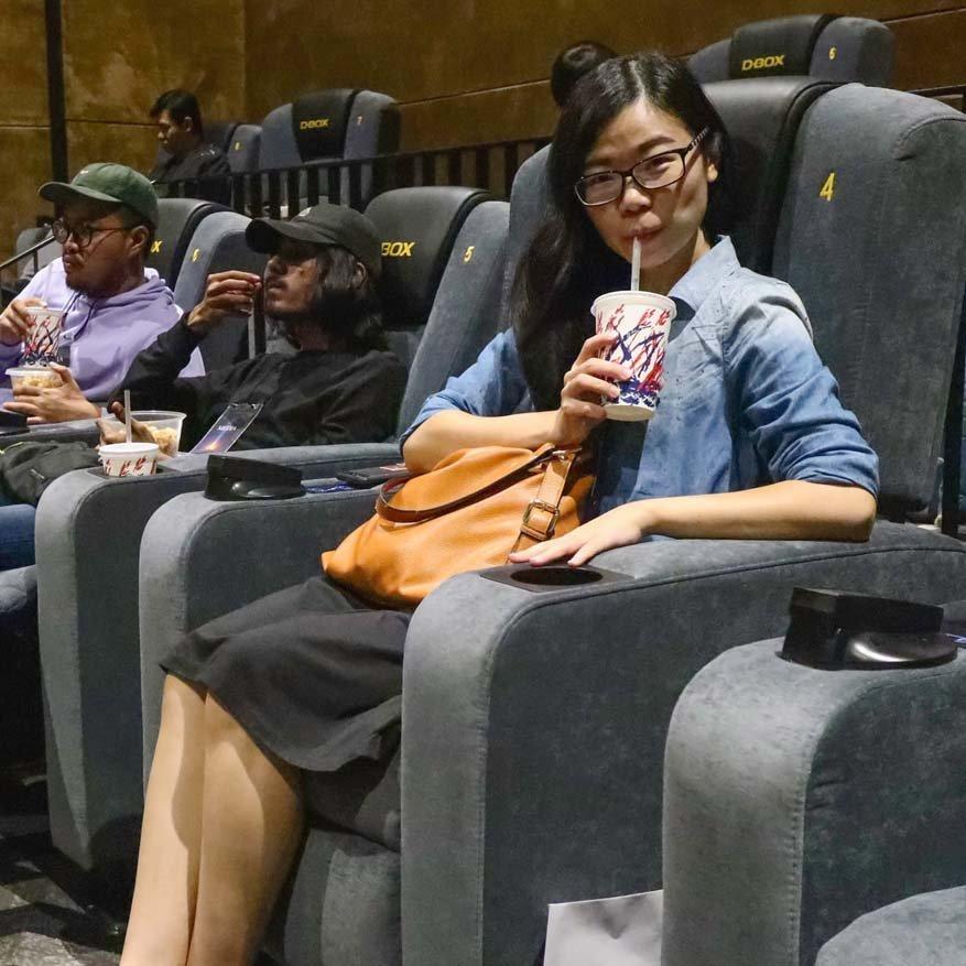 IMAX & Gold Class with D-BOX Halls @ Bona Cinemas, Resorts World Genting