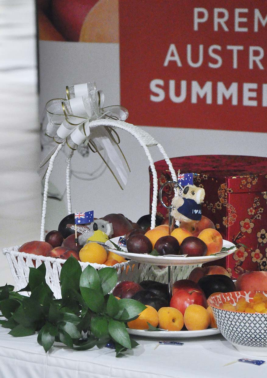 """""""Sweeter When Shared"""" Summer Fruits Campaign by Taste Australia"""