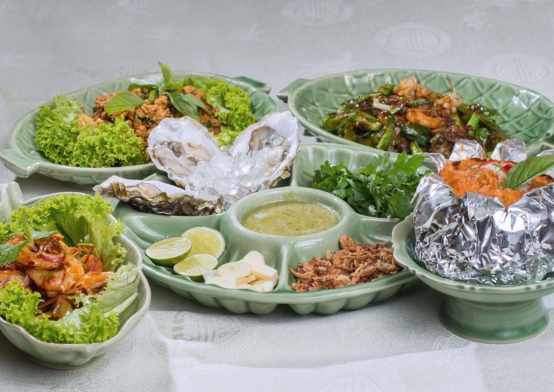 Eat Thai, Visit Thailand @ Mr Tuk Tuk Restaurant