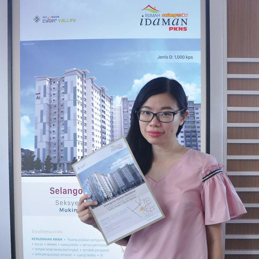 Affordable Selangorku Idaman Residensi by PKNS @ Selangor Cyber Valley, Cyberjaya