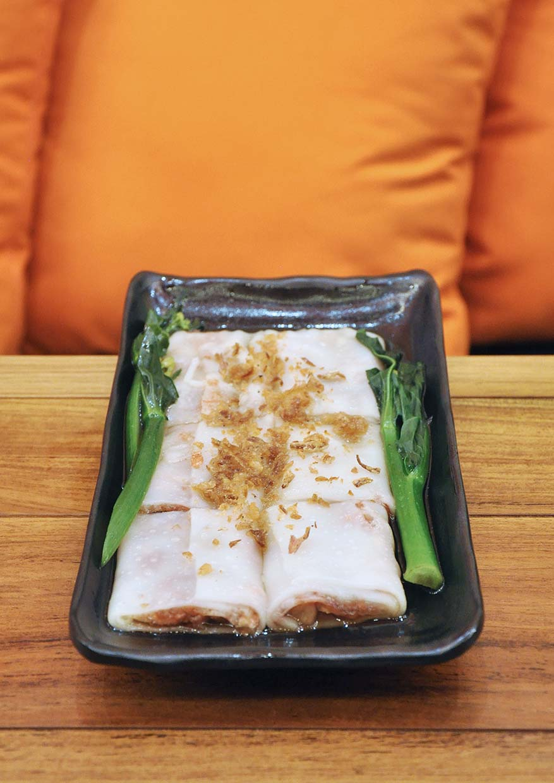 Halal Dim Sum & Thai Delights @ Dodo Dim Sum & Bowls, Subang Parade
