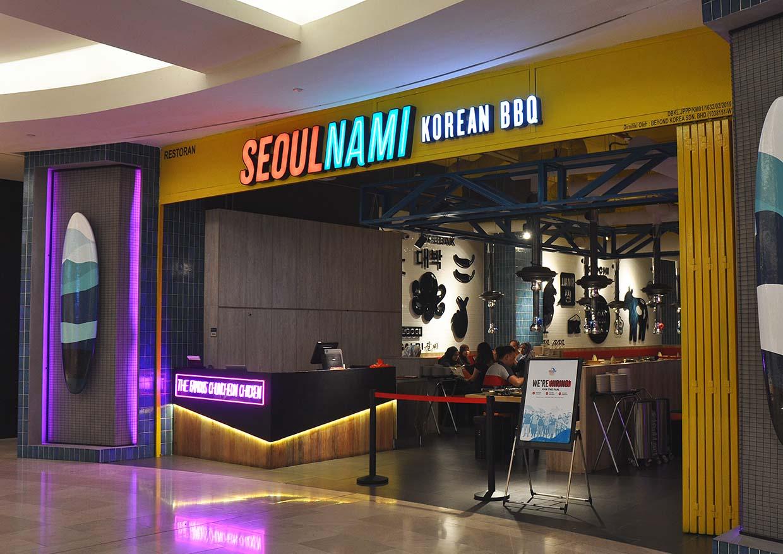 SeoulNami Korean BBQ @ The Gardens Mall, Kuala Lumpur