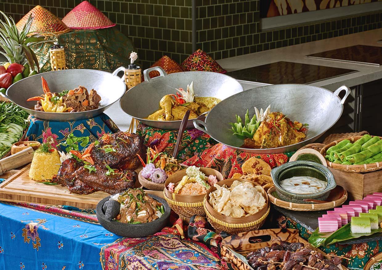 Joms Buka @ Nook Selera Indonesia Ramadan Buffet
