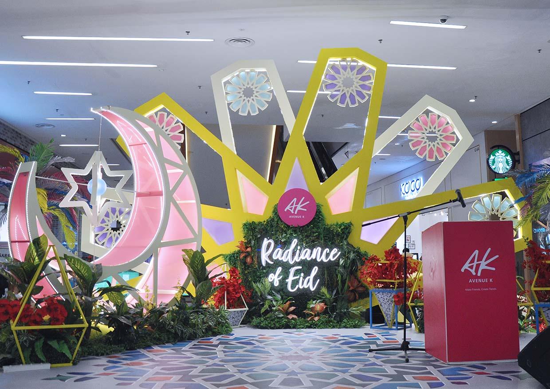 'Radiance of Eid' Hari Raya Aidilfitri @ Avenue K, Kuala Lumpur