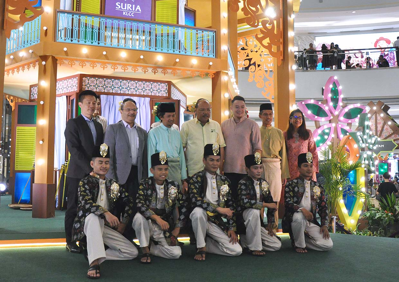 'Rekindle The Bonds Of Traditions' Hari Raya @ Suria KLCC, Kuala Lumpur