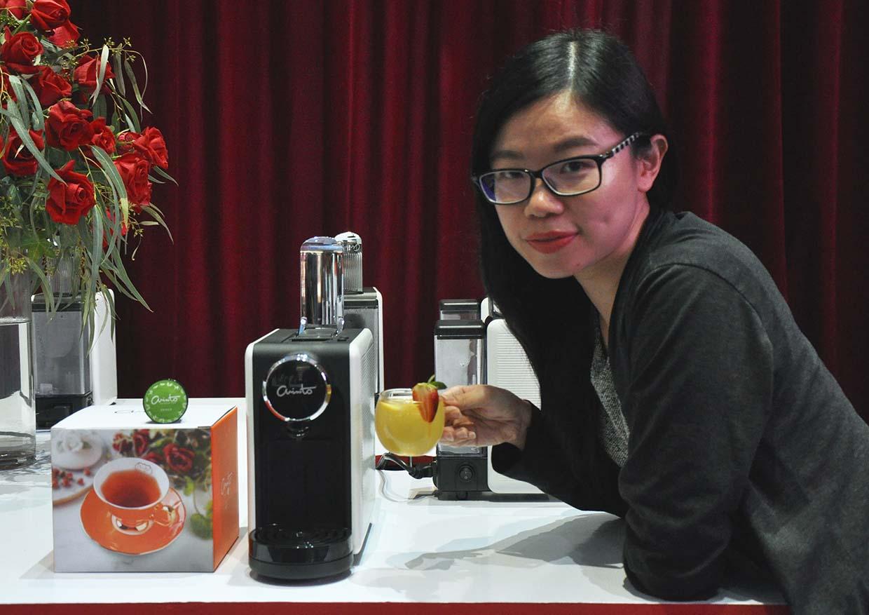 The New Art of Tea with ARISSTO TeaPresso