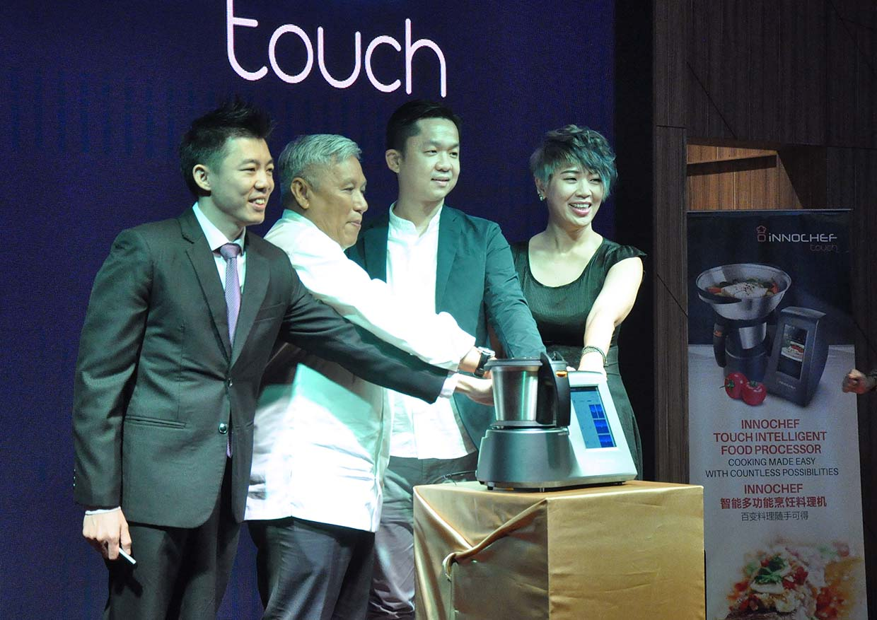 5 Reasons Why I Like The Intelligent Food Processor InnoChef Touch