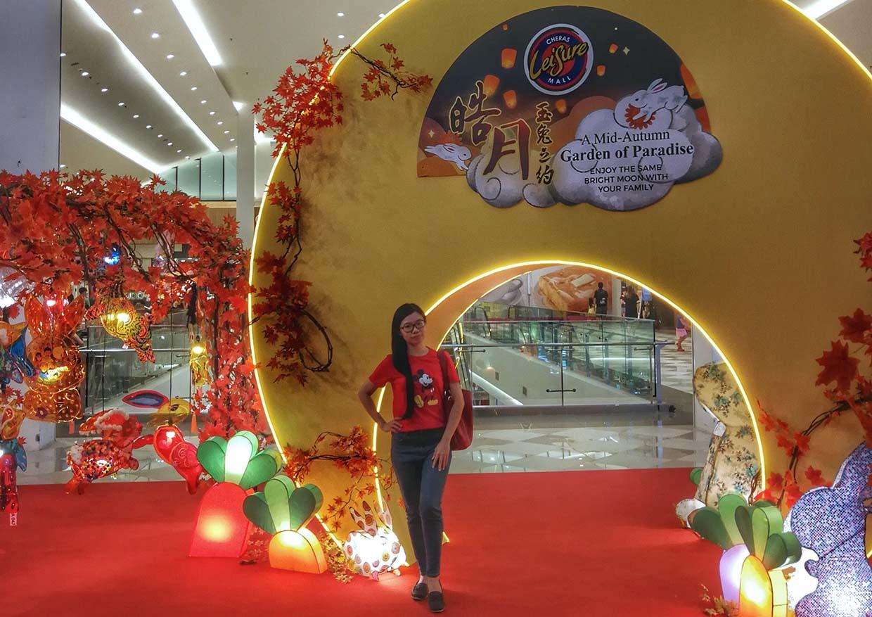 Mid-Autumn Garden of Paradise @ Cheras LeisureMall, Kuala Lumpur