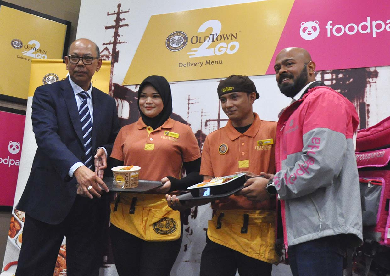 OLDTOWN 2GO Delivery Meals Available On foodpanda