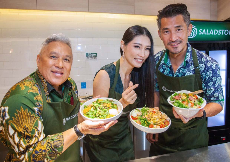 Eat Wide Awake @ SaladStop! Nu Sentral, Kuala Lumpur