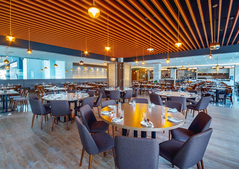 The New Stylish Utara Restaurant @ Hotel Armada Petaling Jaya