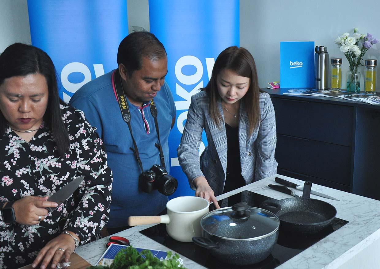 Healthy Eating Cooking Workshop With Beko