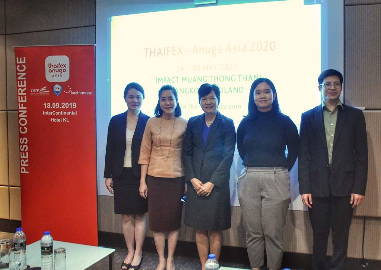 5 Reasons Why You Should Visit THAIFEX – Anuga ASIA 2020 @ Bangkok, Thailand