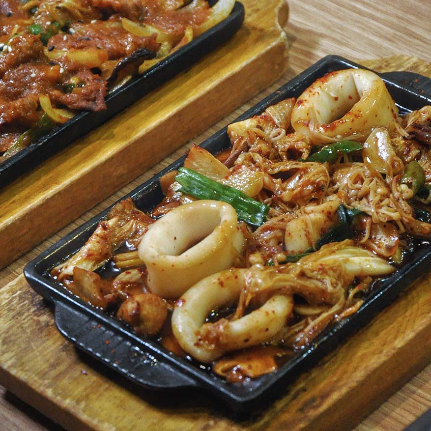 5 Must Try Korean Dishes @ Seoul Garden HotPot