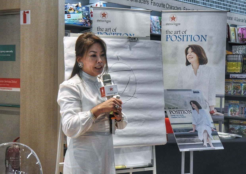 The Art Of Position By Datuk Stella Chin