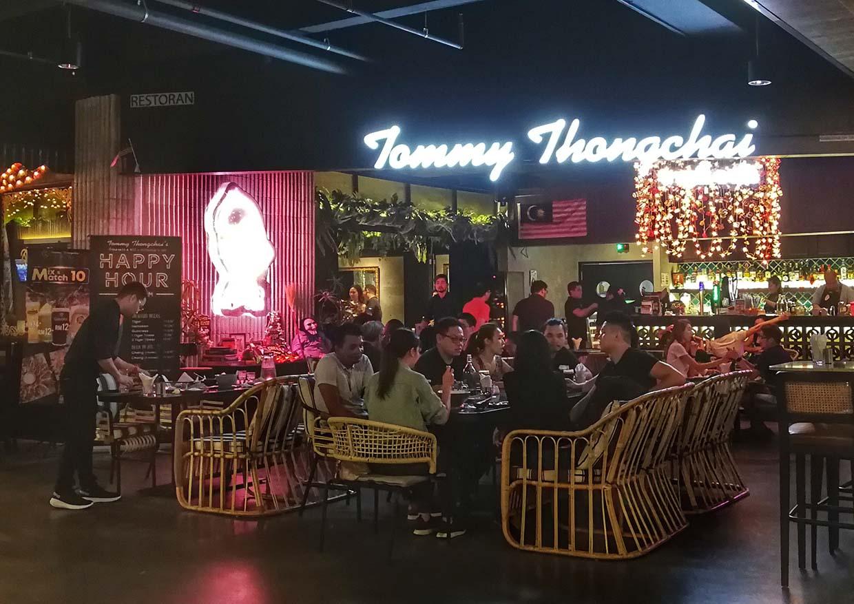 Thai Fusion Tommy Thongchai @ The Square, Jaya One, Petaling Jaya