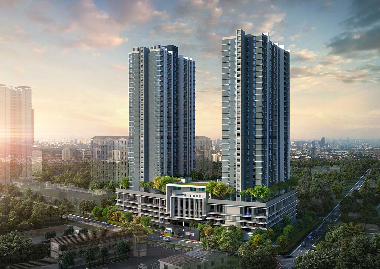 Hot SOHO Serviced Apartment In Petaling Jaya @ 121 Residences