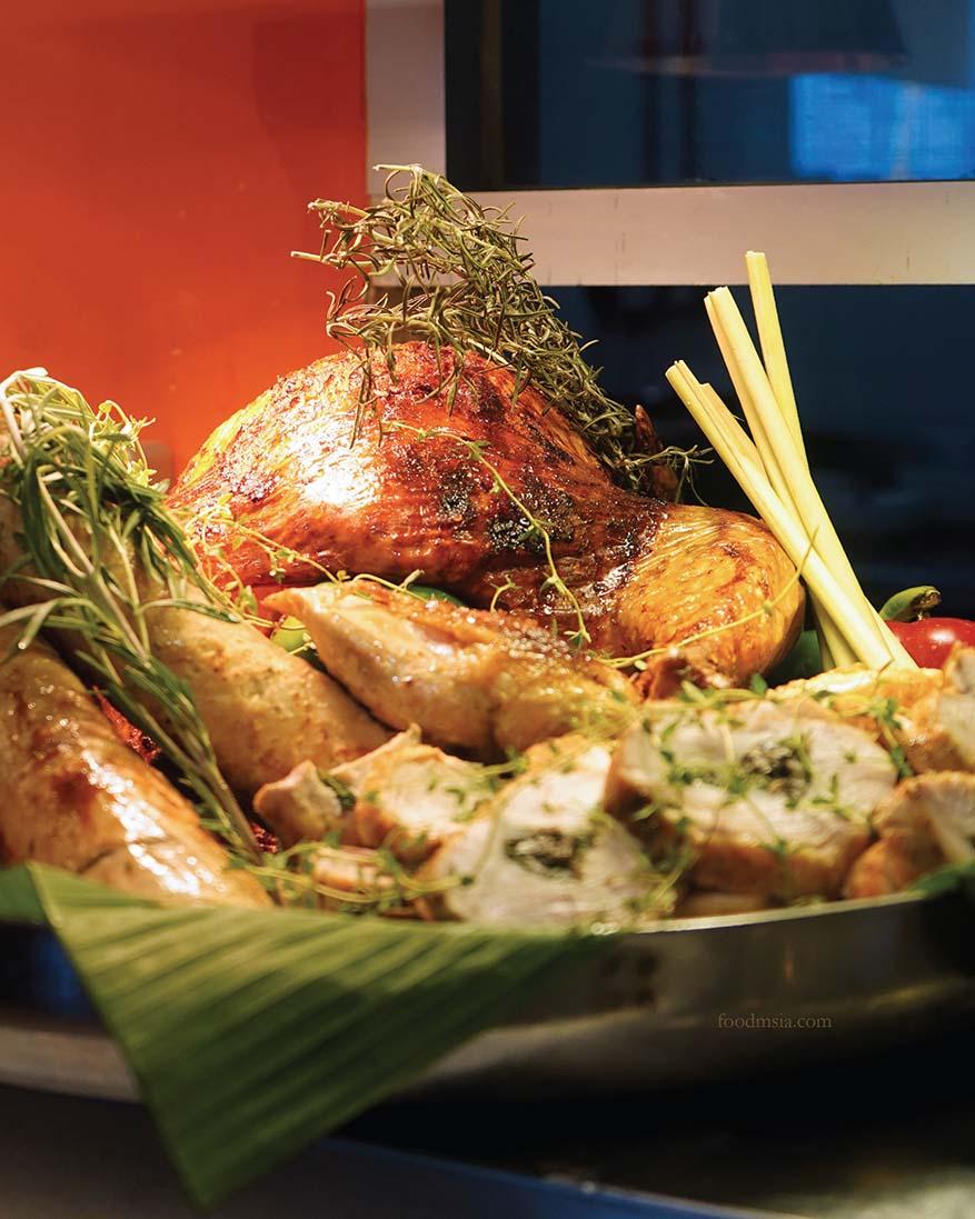 A Merry Malaysian Christmas Buffet @ Spices, Furama Bukit Bintang, Kuala Lumpur