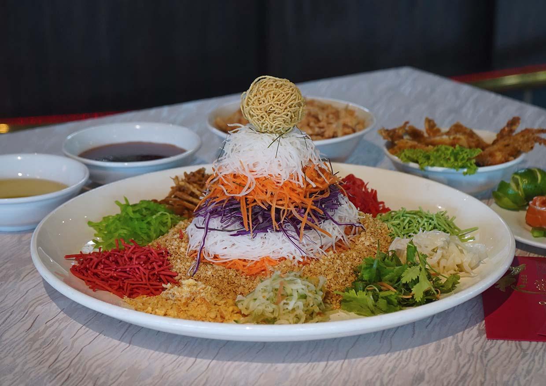 Extravagant CNY Gourmet Dishes @ Ti Chen, The Saujana Hotel Kuala Lumpur
