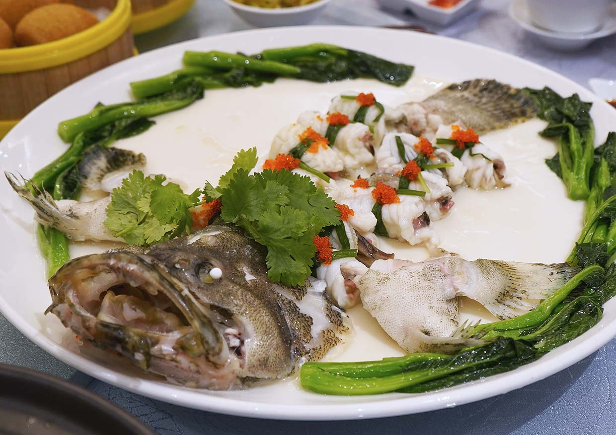 Chef's Recommendation @ Zuan Yuan Chinese Restaurant