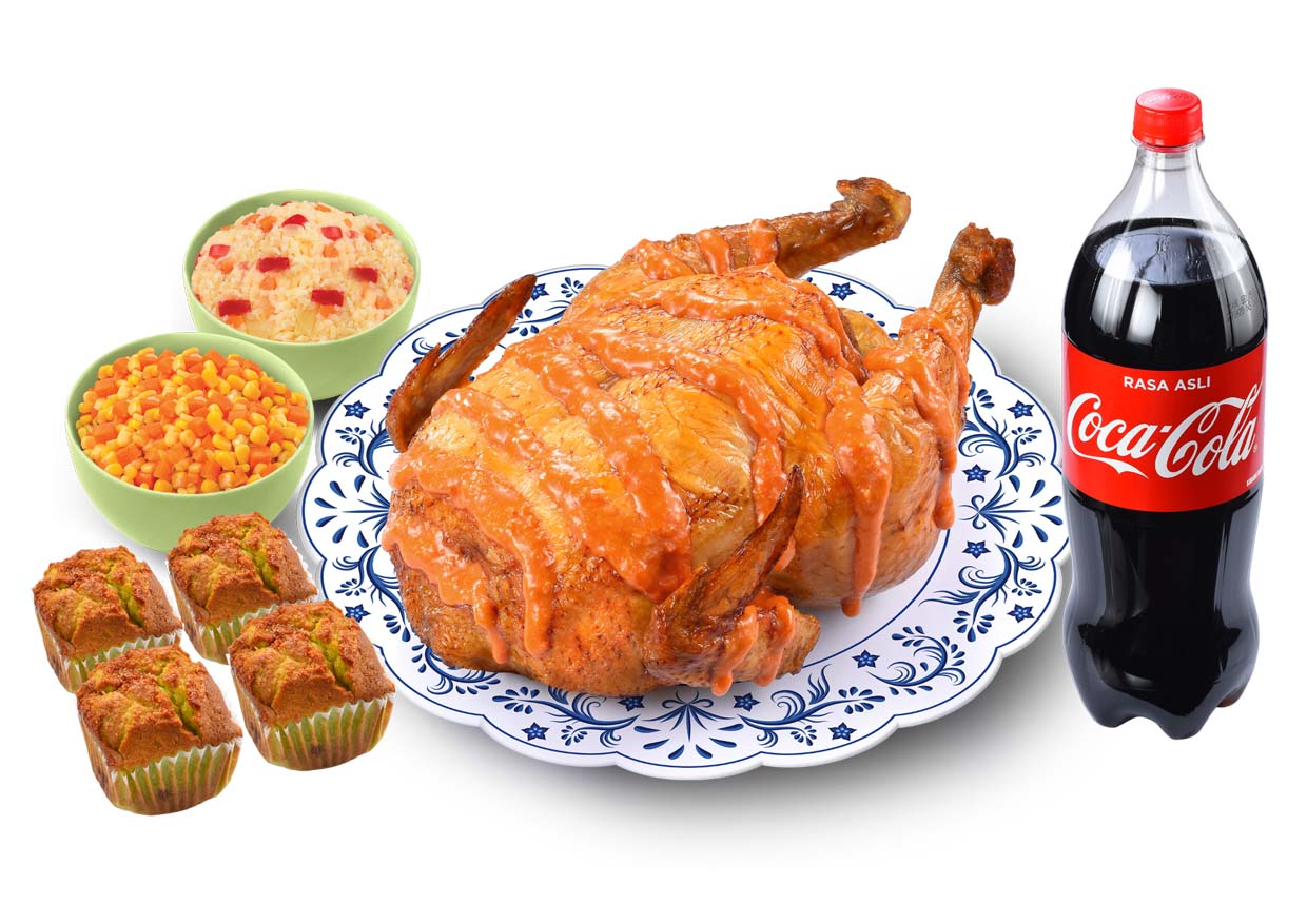 Celebrate Ramadan & Raya With Rasa Ayam Hey @ Kenny Rogers ROASTERS