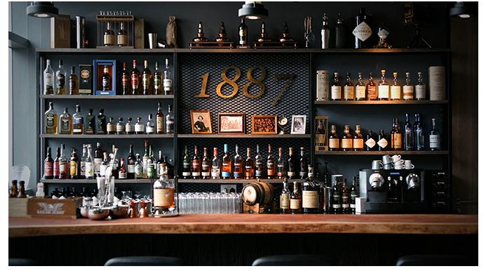 Support Your Local Bars @ 1887 Virtual Bar by William Grant & Sons