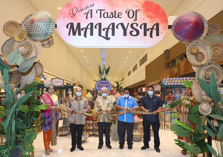A Wholesome Local Experience @ A Taste Of Malaysia, Da Men Mall, USJ