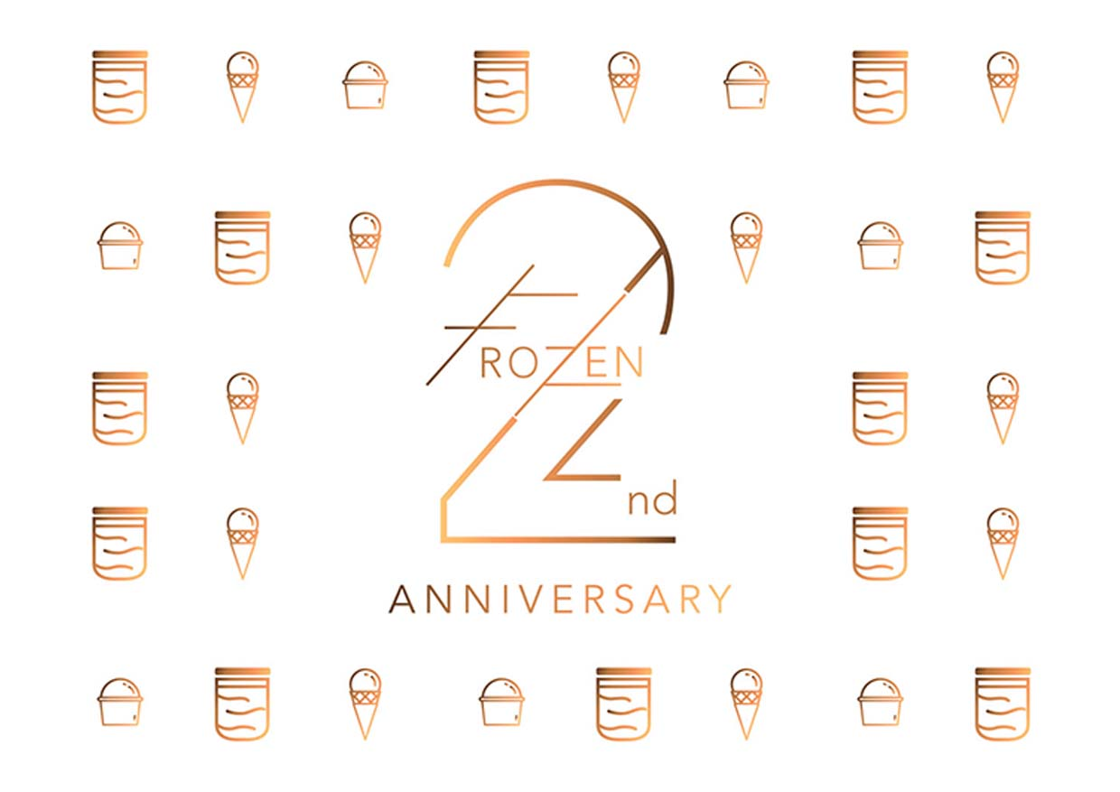 Eat-All-You-Can Ice Cream Anniversary Buffet @ FROZEN, Bangsar