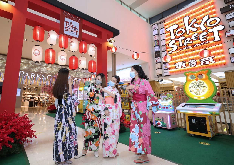 Tokyo Street Celebrates 9th Anniversary @ Pavilion Kuala Lumpur