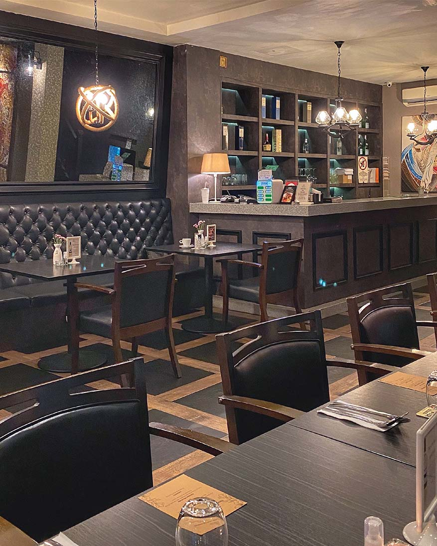 Dine-in at Baba Low & Pier 12 Seafood Tavern During RMCO