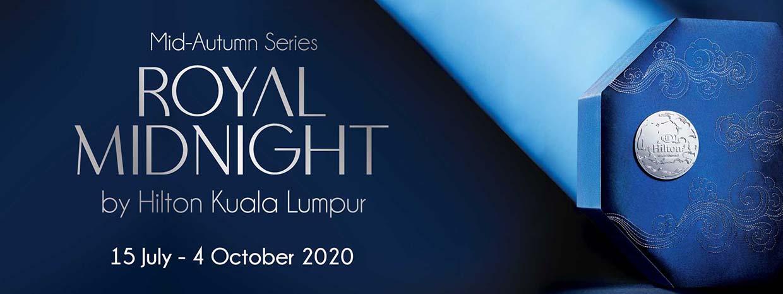 Royal Midnight Mooncake Series @ Chynna, Hilton Kuala Lumpur