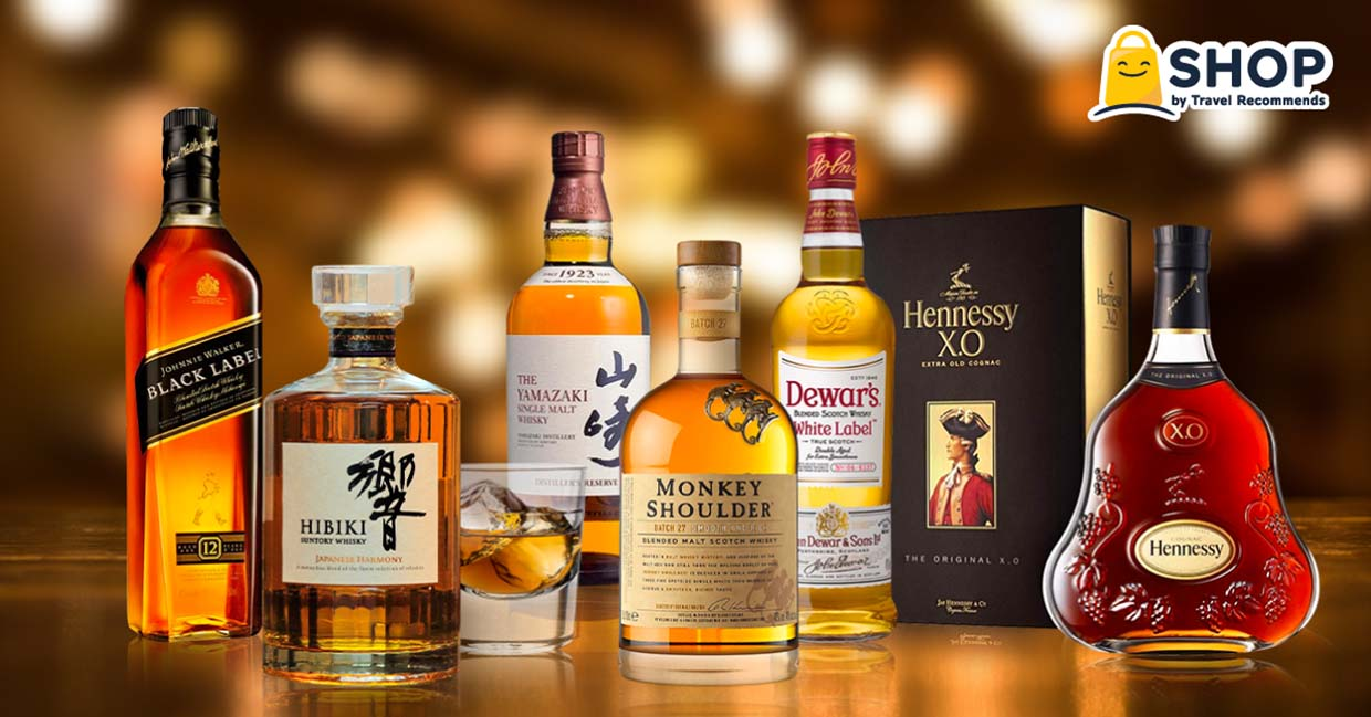 An Alcohol-Lover's Paradise @ SHOP by Travel Recommends