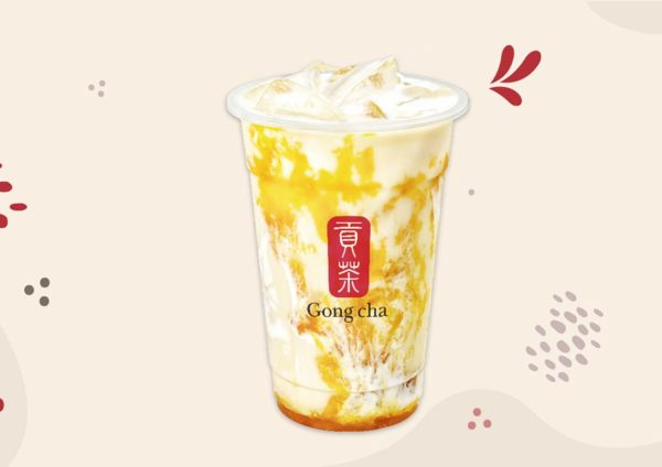 gong cha shopee 99 super drinks mango marble