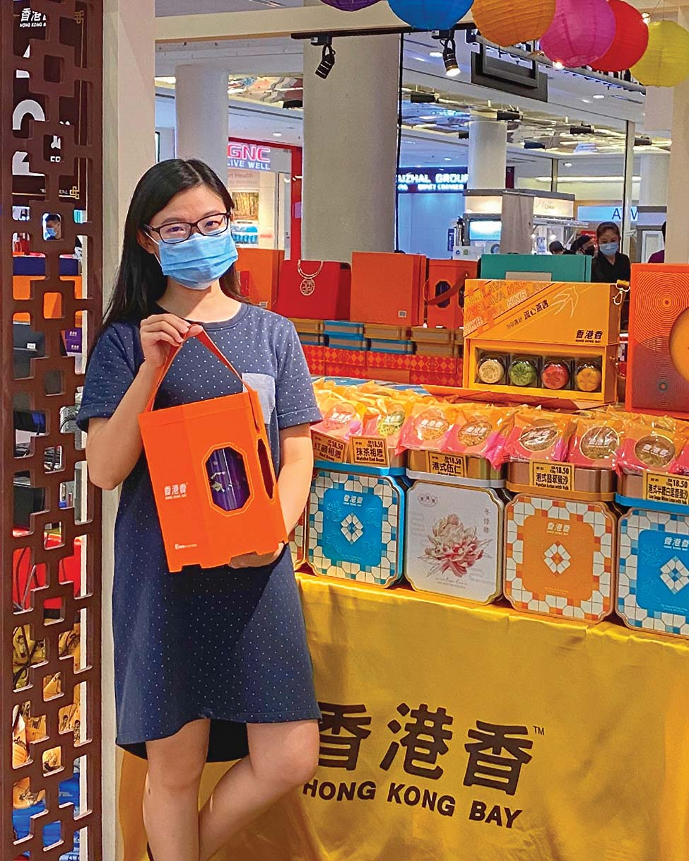 Celebrating Mid-Autumn Festival with Hong Kong Bay's Mooncake & Musang King Snow Skin Series