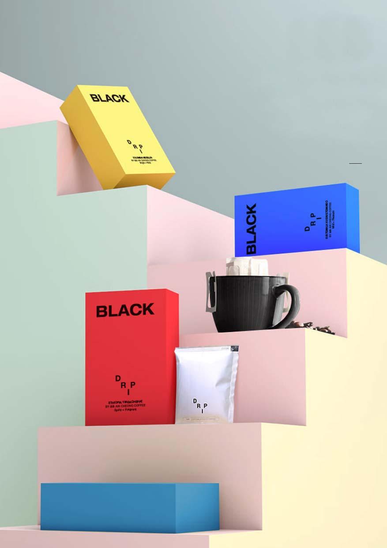 New Premium 'BLACK' Drip & Dip Coffee Series @ Aik Cheong Coffee