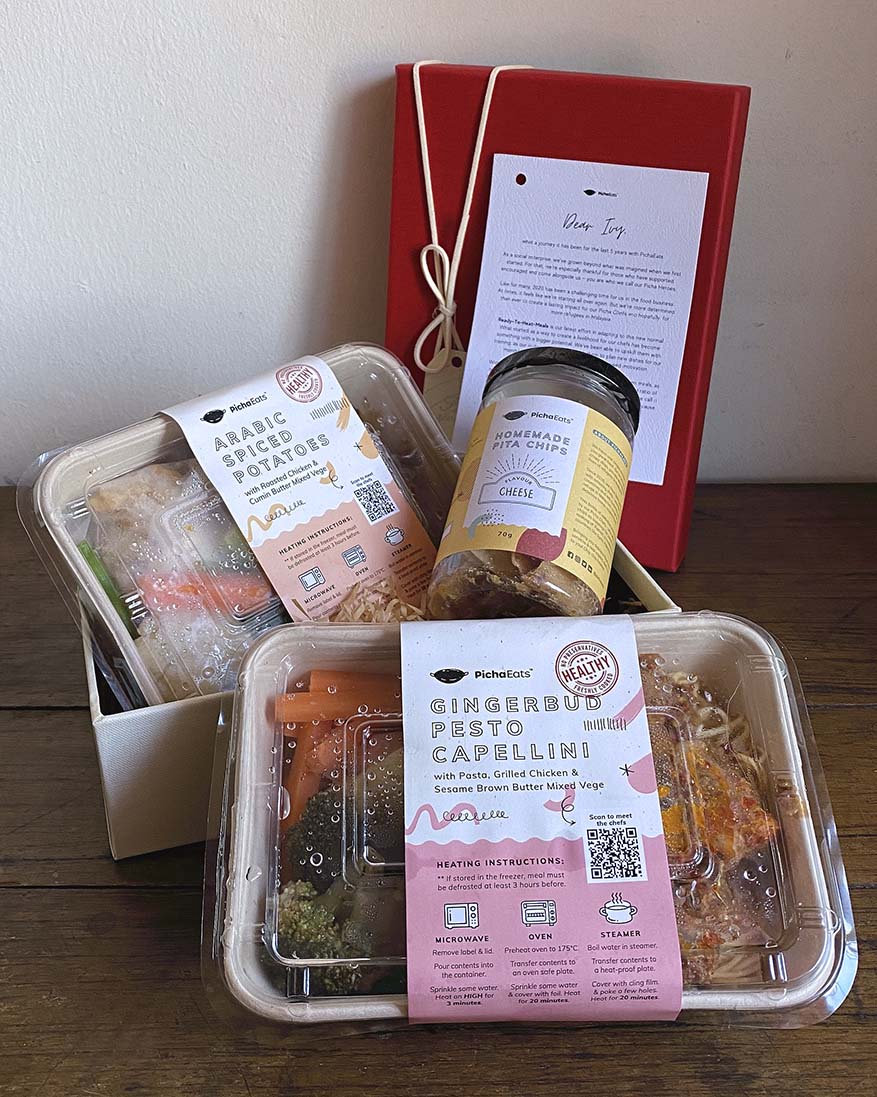 Nutritionally Wholesome Ready-to-Heat Meals @ PichaEats