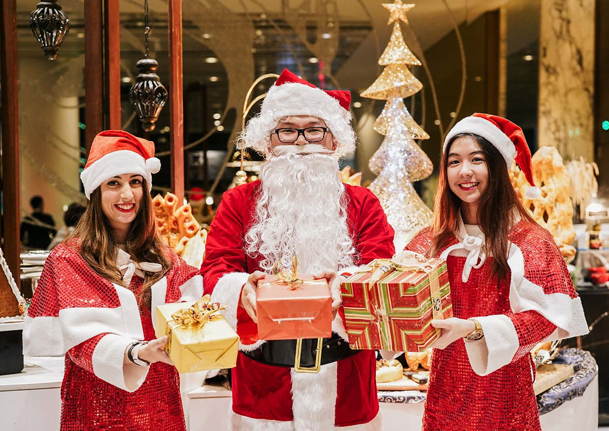 Your Not So Ordinary Christmas Tradition @ Pullman KLCC