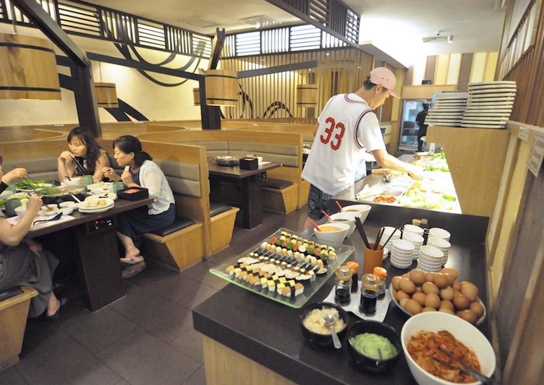 A Foodie's Heaven @ 1 Mont Kiara, Kuala Lumpur