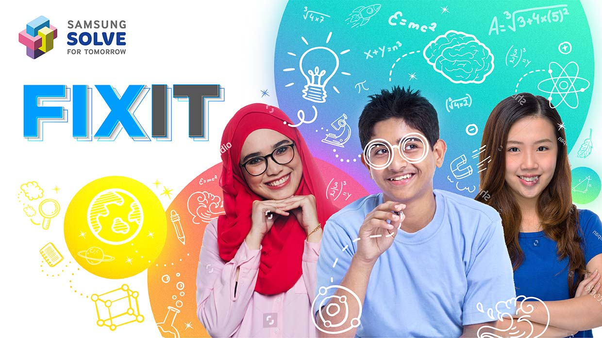 Innovative Idea on Environmental Issue Won Samsung Solve for Tomorrow Competition