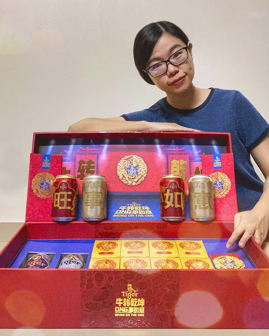 Bring On The 'ONG' This CNY With Tiger Beer