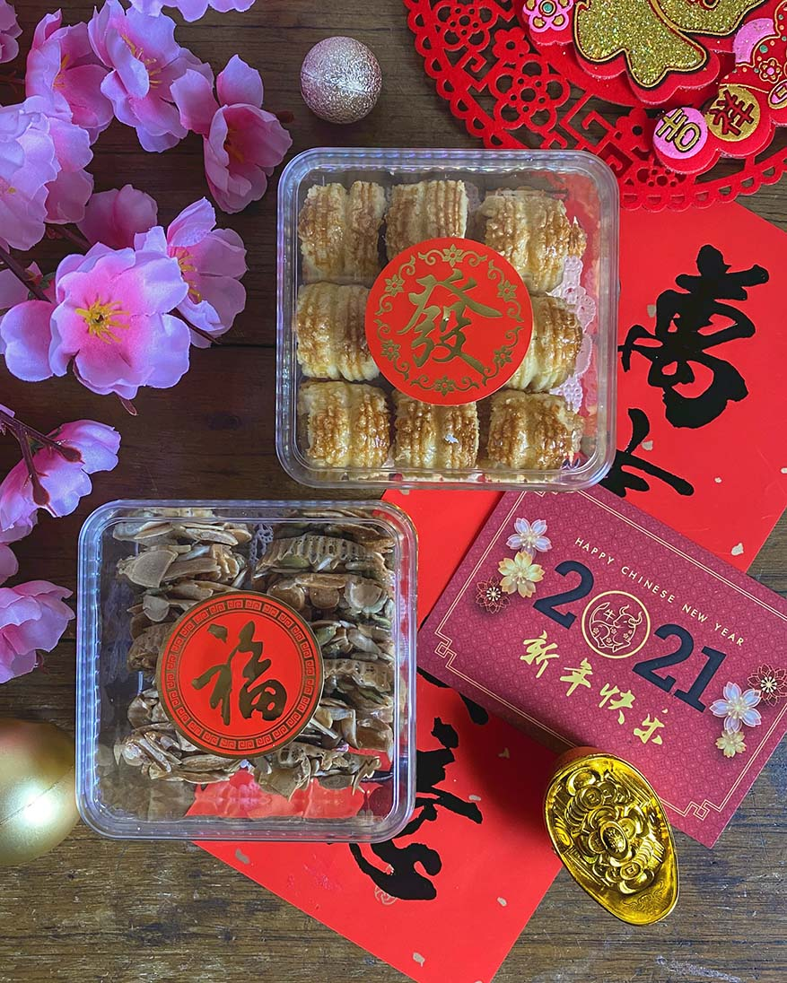 Elevate Your Good Fortune with Elevete Patisserie CNY Edition