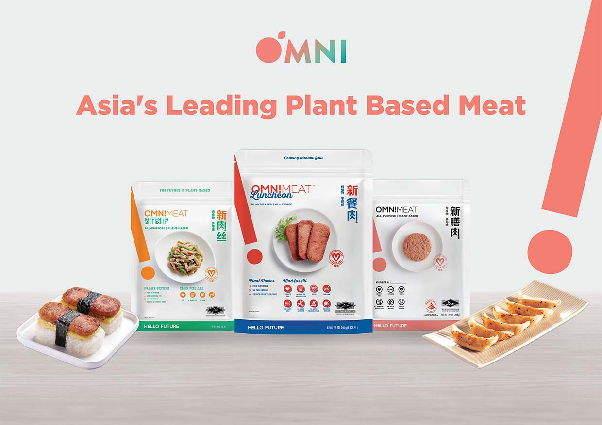 Begin Your Sustainable Plant Based Lifestyle With Green Monday's OmniMeat