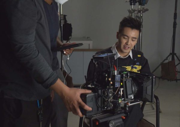 big 3 media video production shooting