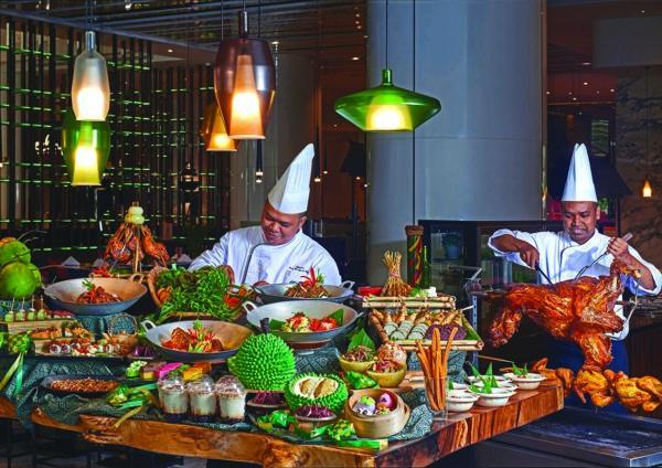 pullman klcc hotel jom raya 2021 ramadan dinner buffet