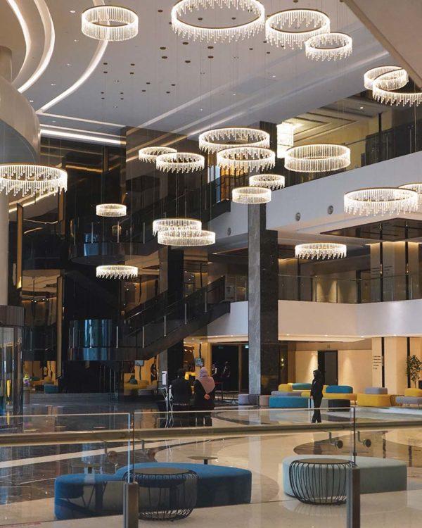 wyndham acmar klang ramadan buffet nostalgic kampungku hotel lobby