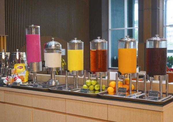 wyndham acmar klang ramadan buffet nostalgic kampungku sweet beverages