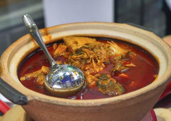 ace conference centre thyme out cafe selera ibunda ramadan buffet curry fish head