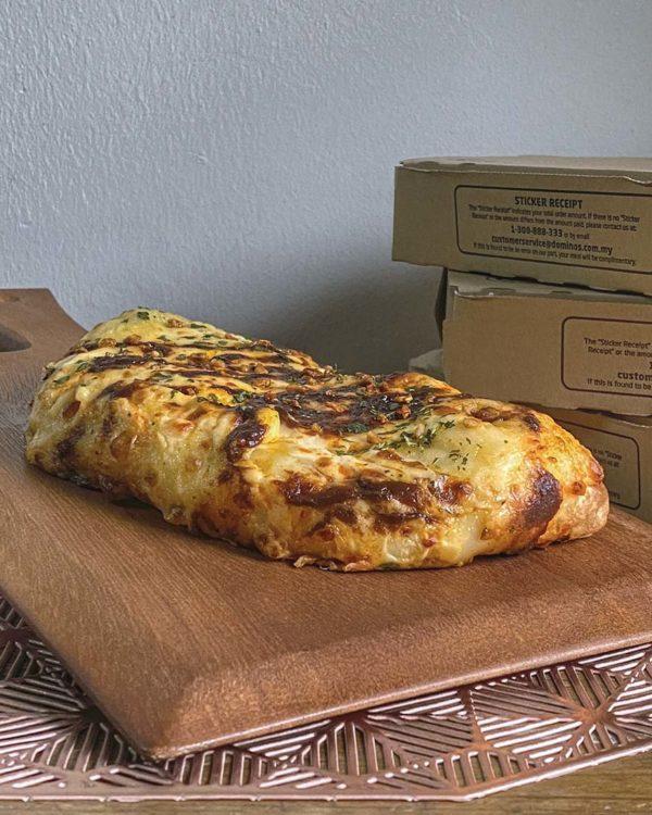 dominos pizza top secret sauce spicy fling breadstix