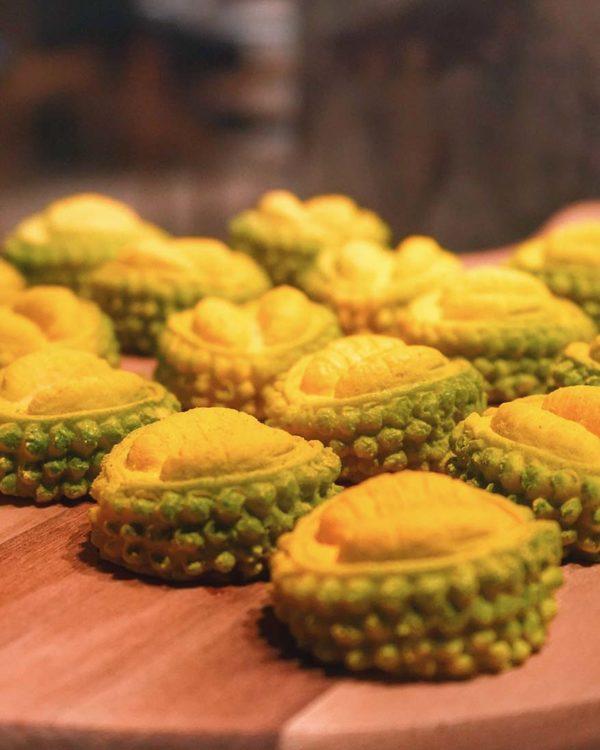 intercontinental kl serena brasserie kecerian senja ramadan buffet durian dessert